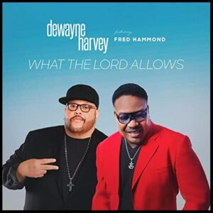 DeWayne Harvey Album website