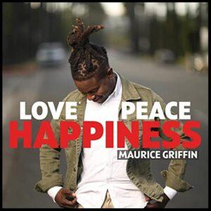 Maurice Griffin album website