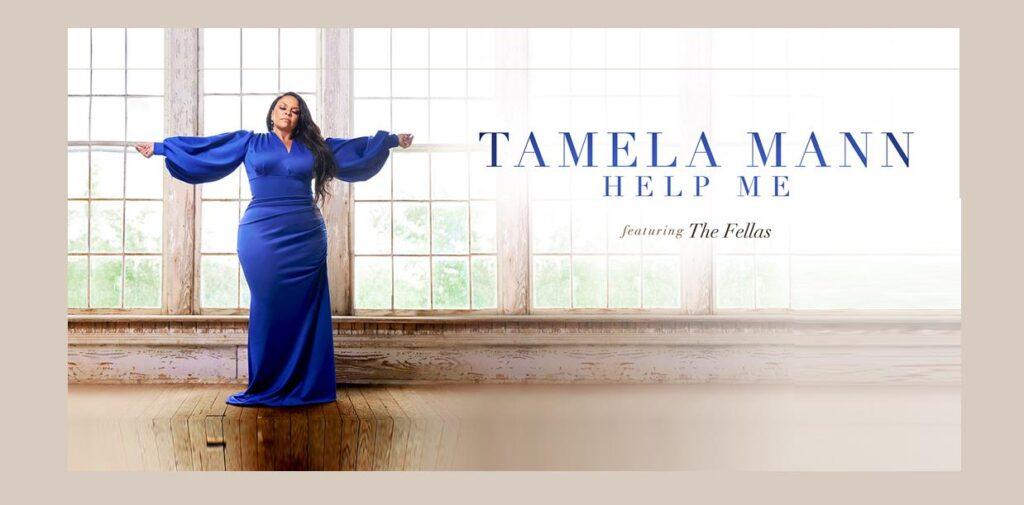 Tamela Mann - Help Me! 2021 slider website