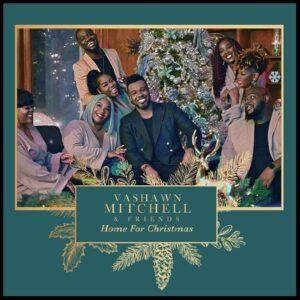 Vashawn Mitchell Album cover website